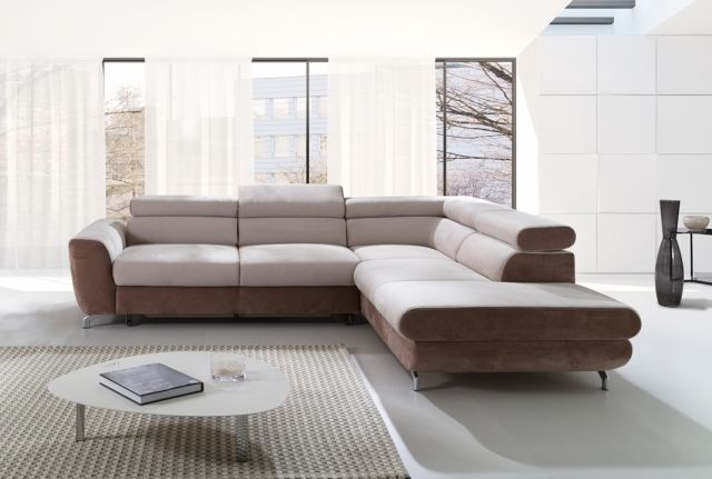 Gama de canapele noi de calitate din import de la DETOLIT COMPANY a ajuns in showroom