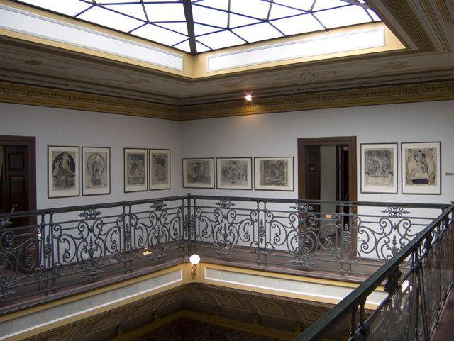 villa wahnfried floor plans Google Search Architecture
