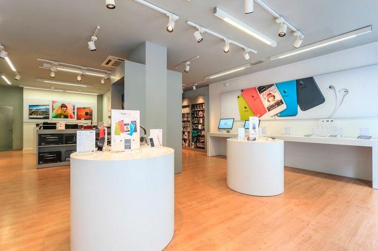 En #Santander, y situada en la calle Juan de Herrera, en pleno centro de la ciudad, encontrarás la tienda #Apple #K-Tuin con el equipo más #profesional y que más conoce todo lo relacionado con todos los productos #Apple.
