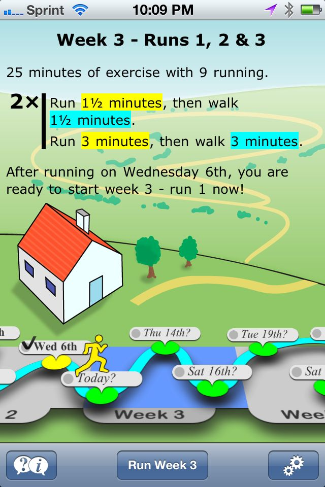 Review and Giveaway of the Get Running #c25k app- My favorite app