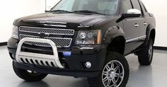 The Chevy Avalanche. This and others for sale now