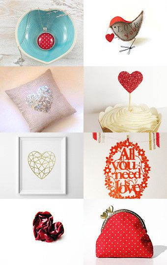 Looking for a Valentine by Mandarina on Etsy--Pinned with TreasuryPin.com