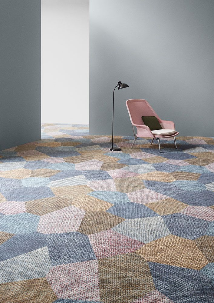 Octo by Nicolette Brunklaus http://www.egecarpets.com/carpets/wall-to-wall-carpets/octo-blue.aspx