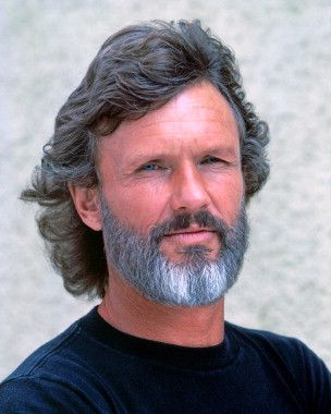 Kris Kristofferson. Hot!