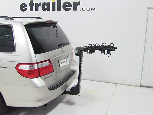 "Thule Vertex 4 Bike Carrier for 1-1/4"" and 2"" Hitches - Tilting Thule Hitch Bike Racks TH9029"