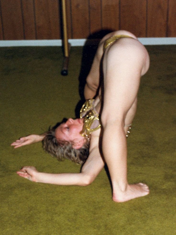 Nude Flex Contortion 76