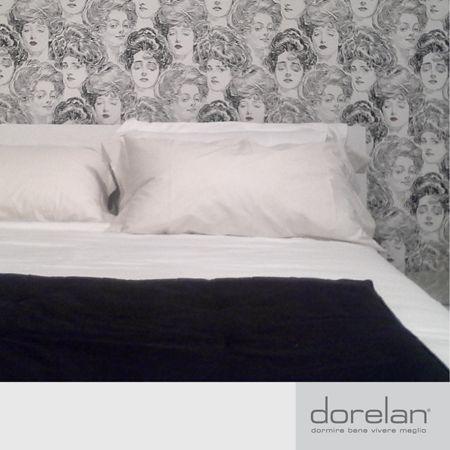 """Sul sito web di Tinti Arredamenti si legge:  """"A letto trascorriamo quasi un terzo della nostra vita. Non sempre dormendo:  la nostra camera è anche un luogo per pensare e sognare, a occhi chiusi e a occhi aperti, e il letto deve saperci accogliere e sostenere, deve essere pratico e funzionale.  Ma deve anche essere bello da vedere.""""   #intervista #benessere #sonno #riposo #materasso #blog #Dorelan"""