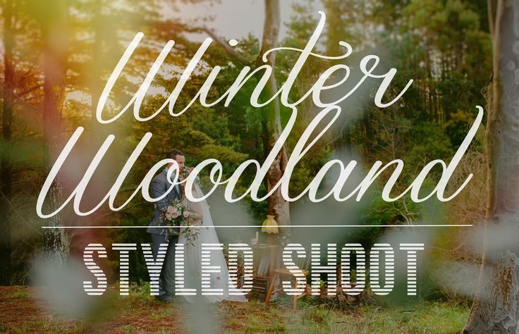 Beautiful woodland styled shoot. Check out our blog for more images! www.meanttobe.co.nz/blog