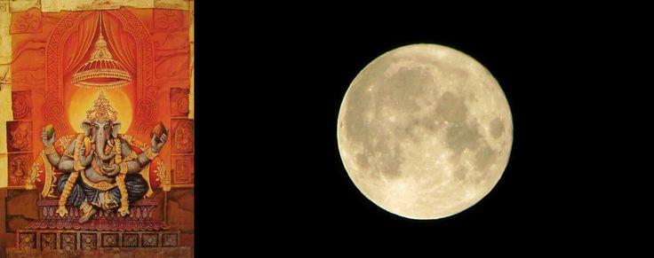 Bhakti Ganapati - Moon in Capricorn - Path 26