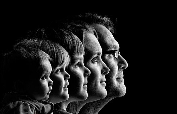 32 Wonderful, Creative and Unique Ways To Take A Family Photos.