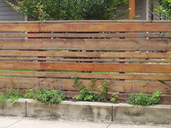 Oltre 25 fantastiche idee su recinzioni da giardino su - Recinzione casa prezzi ...