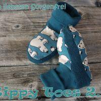 Freebook Tippy Toes 2.0 | Am liebsten Sorgenfrei