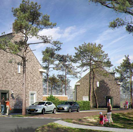 Start bouw BlueLiving-project 'Booming!', eengezinswoningen in Kerckebosch Zeist