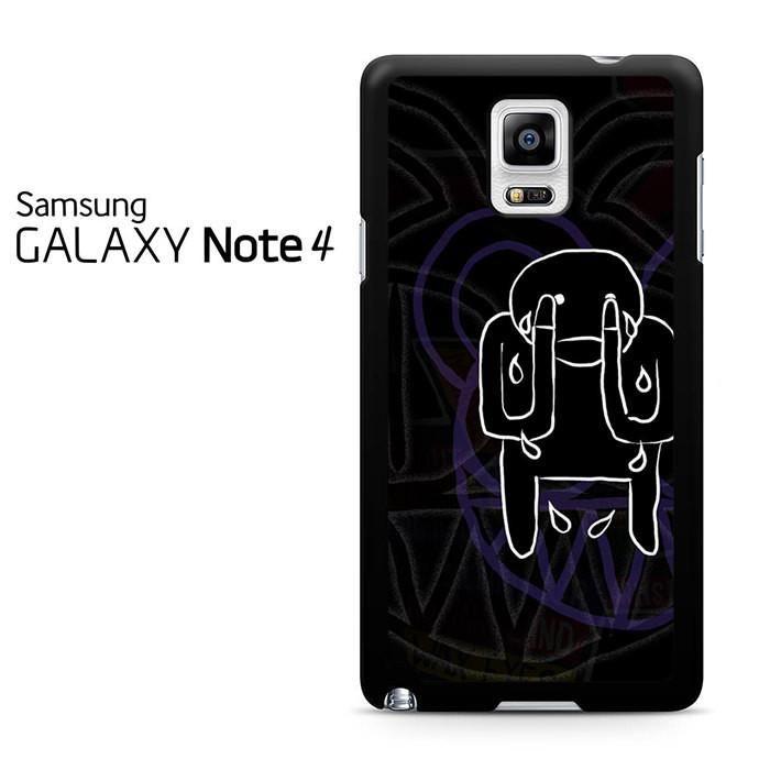 Radiohead Samsung Galaxy Note 4 Case