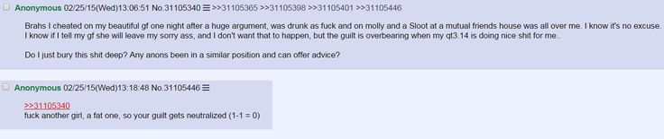 welcome to 4chan lol