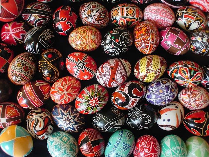 Russian decorated eggs (Dmitry Titov)  https://picasaweb.google.com/dlc0421/PhotosByGooglers#5119403791262961666