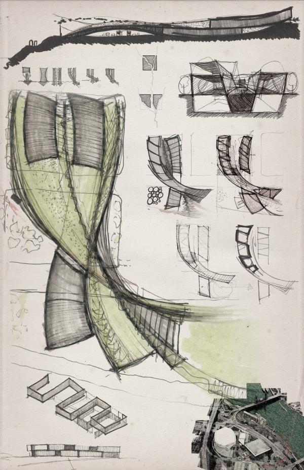 Concept sheet architecture google search laminas de for Concept 8 architects