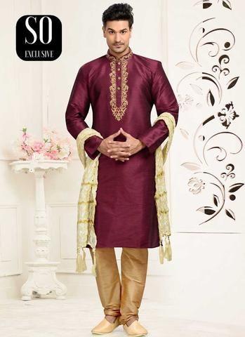 les 24 meilleures images du tableau v tements indiens pour homme kurta sherwani accessoires. Black Bedroom Furniture Sets. Home Design Ideas