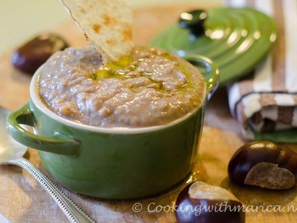 Ricetta Zuppa di castagne e fagioli alla sarda