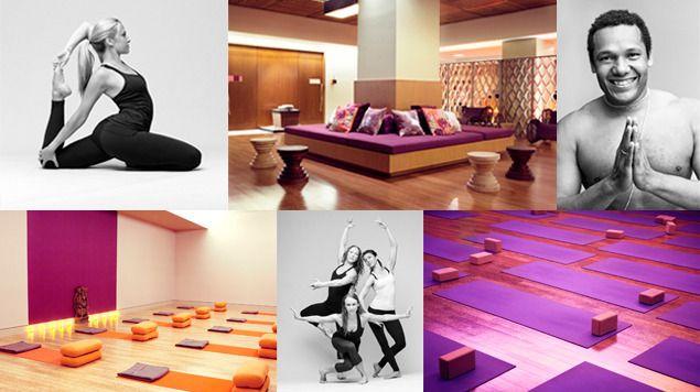 Pure Yoga - Schedule A Visit