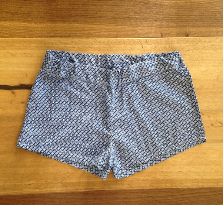 Tuto couture short femme, blog 9moisdenviesànantes