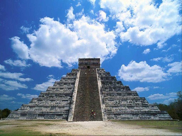 ацтеки пирамиды