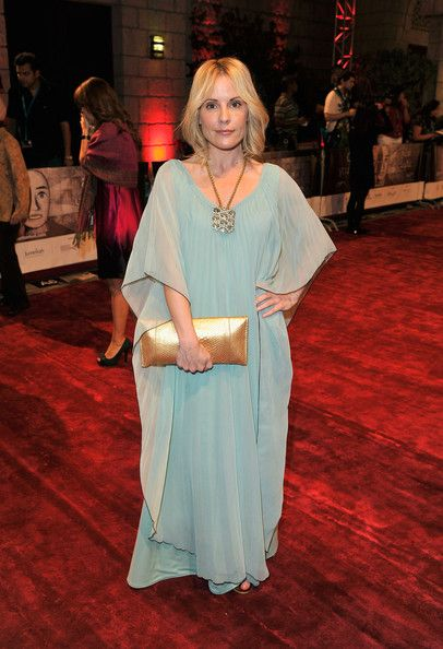 Emma Caulfield at the Dubai Film Festival.