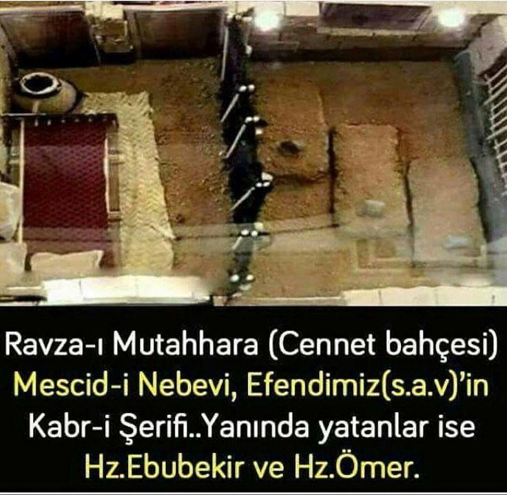 Yani burada iki oda var ,biri Fahr-ı kainat #sav Efendimizin  digeri Annemiz #hzaişe #radiyallahuanhum a nın