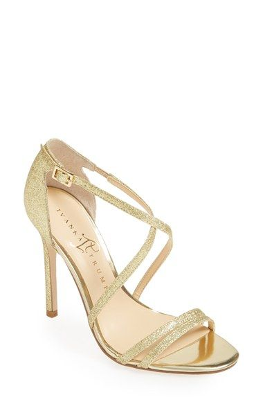 Free shipping and returns on Ivanka Trump 'Duchess' Sandal (Women) at Nordstrom.com. A strappy sandal set on a perfectly poised stiletto heel provides an elegant, dramatic finish for your evening look.