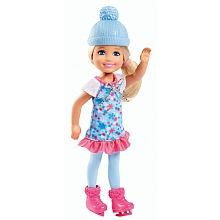 Barbie - Chelsea with Pink Skates