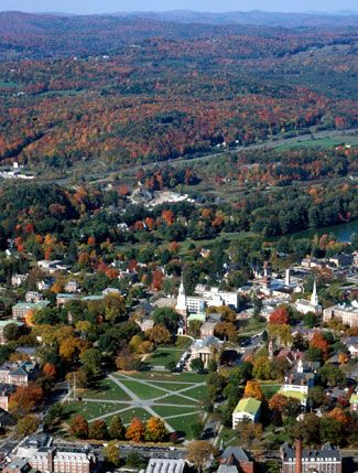 12. Dartmouth College is in a great location in rural New England. They also offer astronomy.