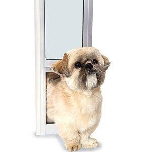 Freedom Patio Panel Pet Door For 96 Inch Doors  sc 1 st  Pinterest & 12 best Cat flap stuff images on Pinterest | Pet door Argos and Brown pezcame.com