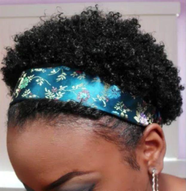 Groovy 1000 Images About Headband Hair On Pinterest Short Hairstyles For Black Women Fulllsitofus