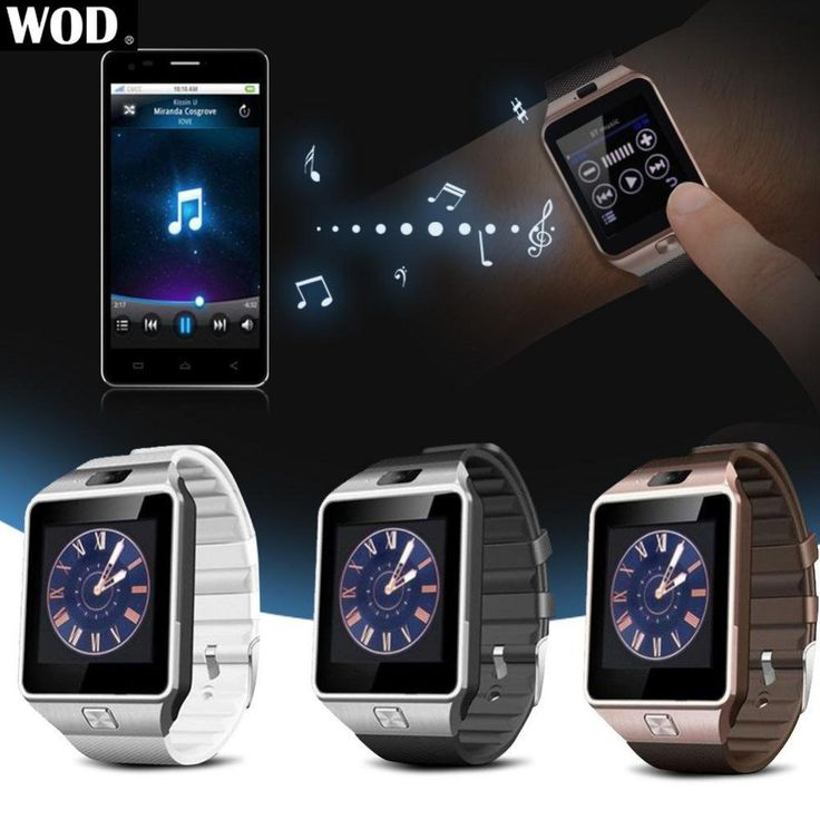 Bluetooth Smart Watch With SIM Compatibility – Big Star Trading Store