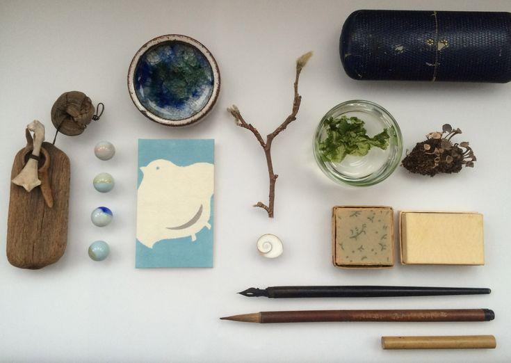 item collection - QUIET living