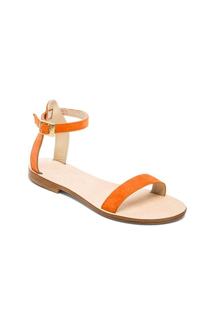 CoRNETTI Campanella Sandals in Orange