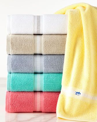 Southern Tide Skipjack Terry Towels - Neiman Marcus