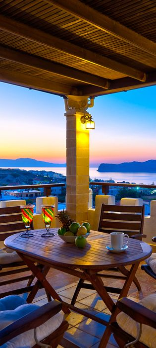 Villa Giorgos in Stalos, Chania, Crete