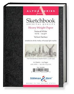 Liz Steel: Current Sketching Tools