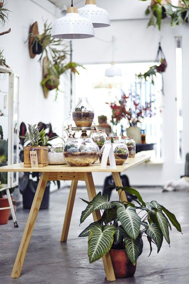 Loja FLO Atelier Botânico (Foto: Divulgação)