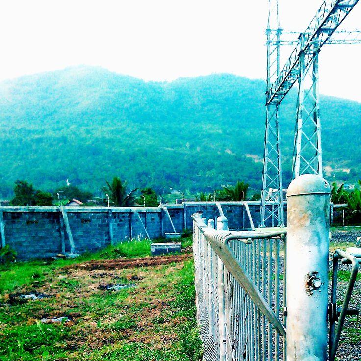 Gardu Induk, Lembursitu, Sukabumi, Jawa Barat
