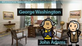 George Washington and the New United States Government - Free US History I Video