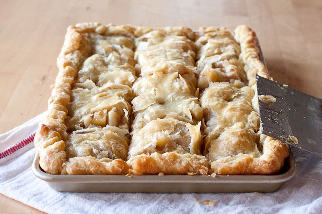 Apple Slab Pie by Smells Like Home, via Flickr