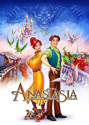 Aurora Cartoon Character   Disney Princess Anastasia Cartoon Desktop Wallpaper