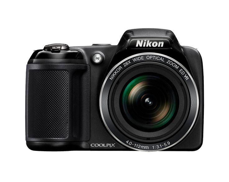 """Nikon Coolpix L340 Appareil photo numérique compact 20,2 Mpix Écran LCD 3"""" Zoom optique 28X Noir: Amazon.fr: Livres"""