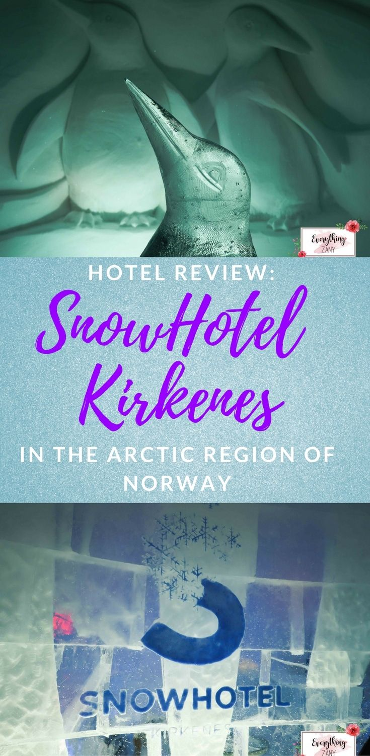 #IceHotel #SnowHotel #ArcticHotel #UniqueHotel in #Norway    This Arctic hotel was totally the coolest hotel I've ever stayed in!  Kirkenes Snow Hotel — Early this year, I went on an exploration cruise with Hurtigruten in the Arctic region of Norway.