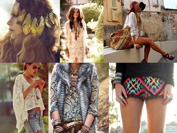 59 best images about estilo boho chic on pinterest holy - Moda boho chic ...