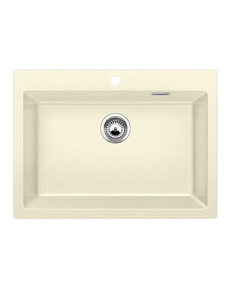 Sink Pleon 8 Jasmine A sink with a large trough that will allow you to easily wash in larger utensils such as a pan. It is combined with many accessories which will further facilitate your work.