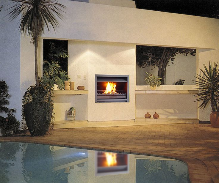 45 best Cool fireplaces images on Pinterest Fireplace ideas