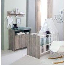 Babykamer Rene || Eiken